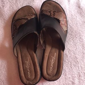 Naturalizer Shoes - Sandals by naturalizer/brown/black/tan/